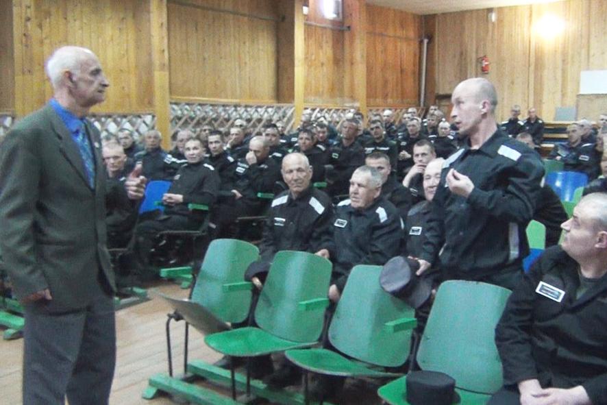 ИК-12 ГУФСИН России по Пермскому краю посетили члены Общественной наблюдательной комиссии Пермского края