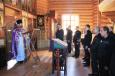 В ИК-12 ГУФСИН России по Пермскому краю состоялась Божественная литургия для осужденных