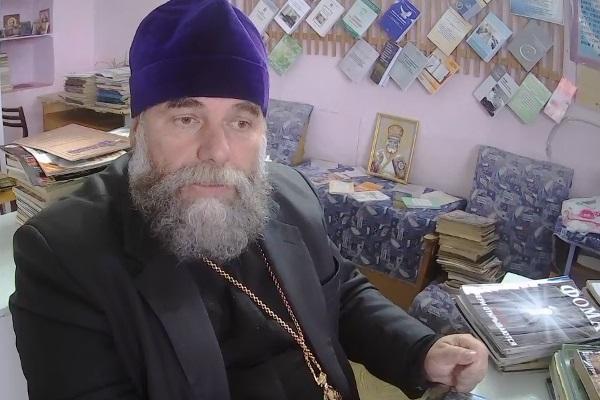 ИК-28 ГУФСИН России по Пермскому краю посетили представители Русской православной церкви