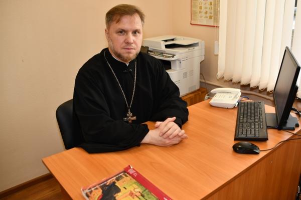 Назначение отца Владимира
